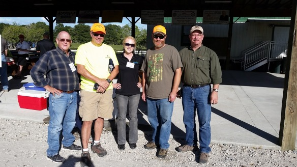 Oct 15_HSW Sporting clays team