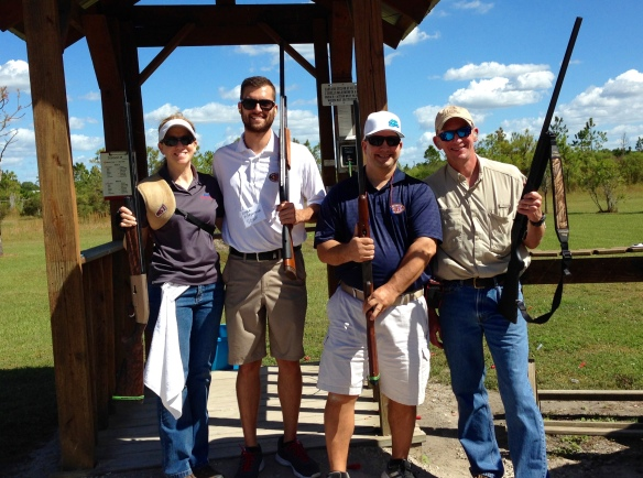 Oct 15_Special Ops Warrior Sporting clays team
